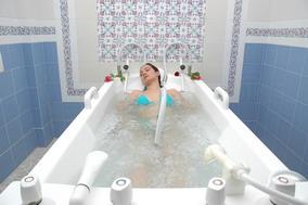 Thalasso : Le bain bouillonnant ️