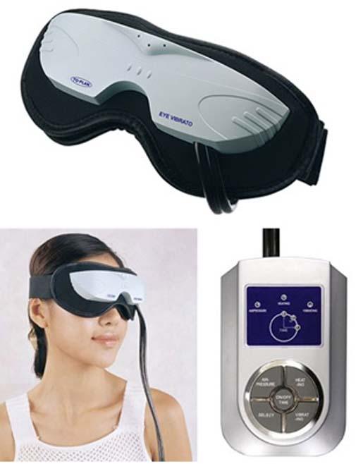 Les appareils et accessoires de massage pour les yeux - Accessoire de massage ...