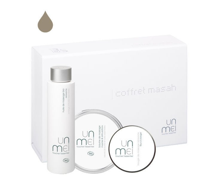 coffret 100 % massage