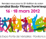 Bientôt la 25e édition du Salon Mondial Body Fitness