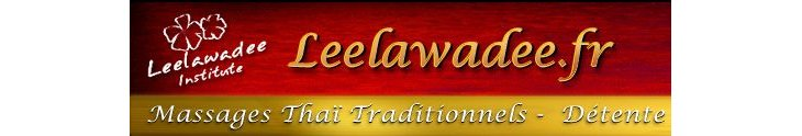 Leelawadee Institute, salon de massage Paris 15 et 17
