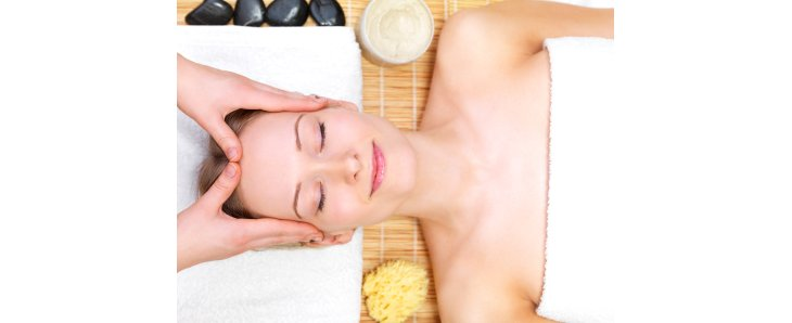 Le massage facial shirogriva