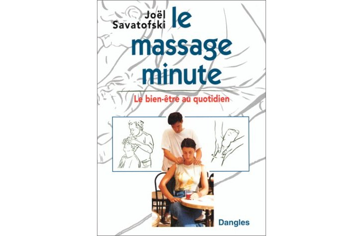 Le massage minute avec Joël Savatofski