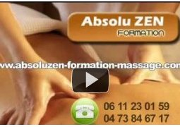 Dates de Formations Massages Centre-France